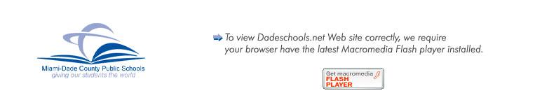 Dadeschools net